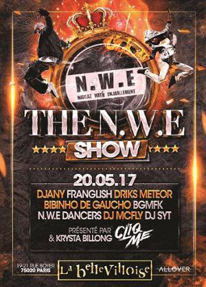 THE N.W.E SHOW