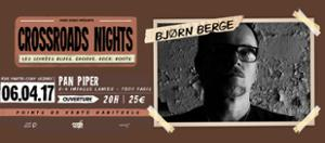 BJORN BERGE – Crossroads Night #4
