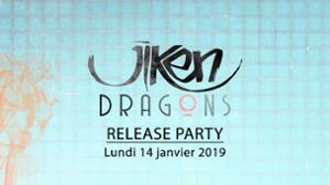 Jiken + guests - Release Party