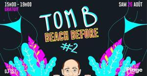 Beach Before : Tom B on ze Beach #2