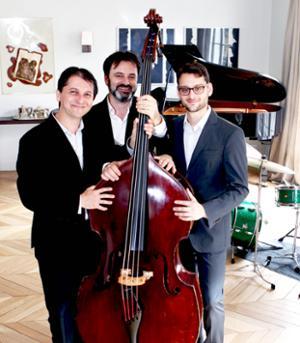 Nicola SABATO Trio featuring Tamir HENDELMAN