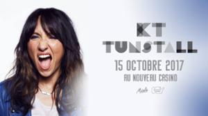 KT Tunstall en concert - Nouveau Casino 17 octobre 2017