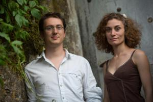 "Virginie CAPIZZI & Paul ANQUEZ ""Jazz Songs"""