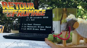 RETOUR VERS LE FROMAGE AVEC MAMMOUTH BRASS BAND + BEAT CHEESE...