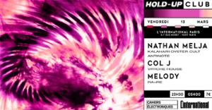 HOLD UP CLUB with Nathan Melja, Col J, Melody (RA+RE)