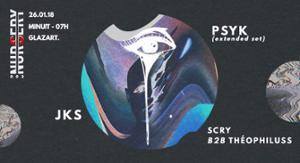 Nursery : Psyk (extended set) / JKS / SCRY b2b Théophiluss