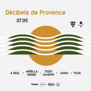 A PAUL / Mirella KROES – Décibels de Provence #1
