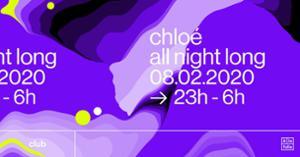 Chloé on t'aime à la folie — All Night Long