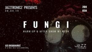 Fungi X MVDV