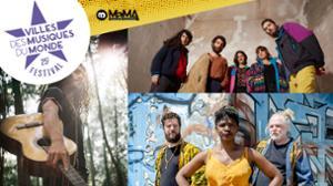 IGNACIO MARIA GOMEZ, BONGI, COLLECTIF MEDZ BAZAR • MaMA festival • Théâtre de l'Atalante