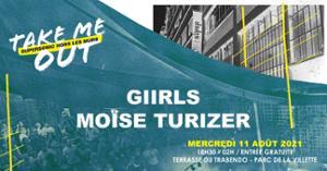 Giirls • Moïse Turizer / Take Me Out