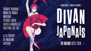 Divan Japonais #5 ! Cabaret-Burlesque