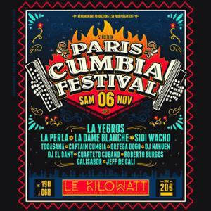 PARIS CUMBIA FESTIVAL 2021