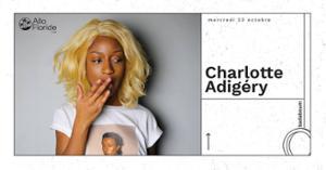 Charlotte Adigéry en concert au Badaboum