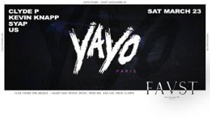 Faust — YAYO : Clyde P, Kevin Knapp, SYAP, US