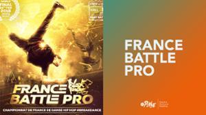 Breakdance • France Battle Pro