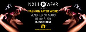 Fashion after work by Nxul Wear