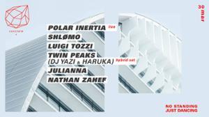 Concrete: Polar Inertia, Shlømo, Luigi Tozzi, Twin Peaks