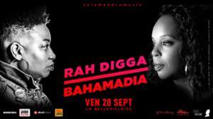 RAH DIGGA & BAHAMADIA