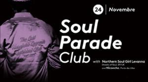 Soul Parade Club 65 | Guest Levanna Mclean (SP/UK)