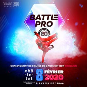 Battle Pro « Qualification France »
