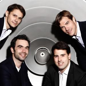 Quatuor Modigliani / Mozart, Schönberg