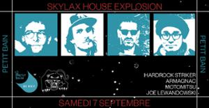 Skylax w/: Hardrock Striker, Armagnac, Joe Lewandowski, Motomitsu