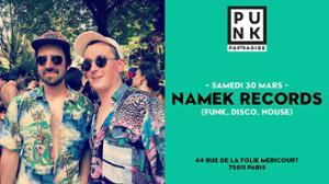 Namek Records (funk, disco, house)   Punk Paradise