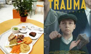 Brunch du dimanche + Projection de Trauma Industries