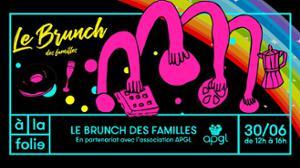 Brunch des familles - Pride edition