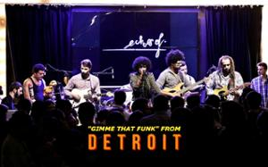 ECHOES OF FUNK - GIMME THAT FUNK FROM DETROIT