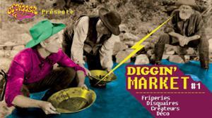 Ol'digger : Diggin' Market #1