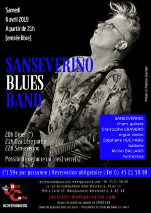 Sanseverino Blues Band