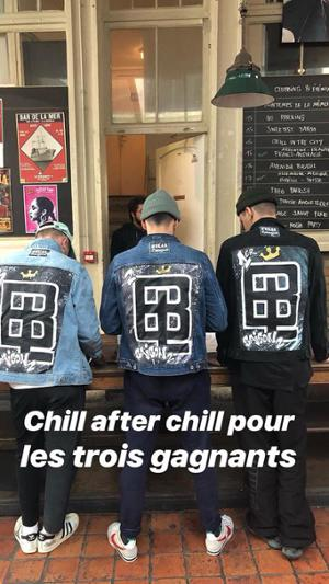 CHILL IN THE CITY x BREAKLEAGUE - SAISON 3 J1