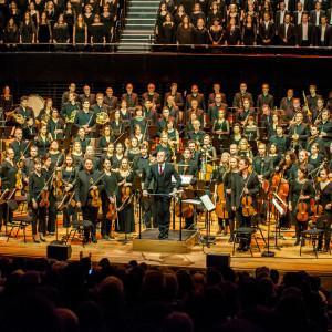 Playing for Philharmonie / Les Siècles - Les Métaboles - Chœur et Orchestre Société Générale - François-Xavier Roth