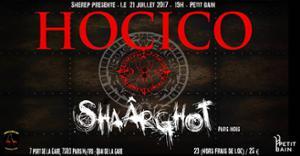 HOCICO + SHAÂRGHOT