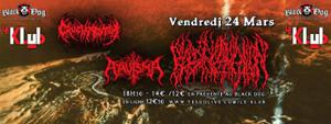 Blood Incantation, Cruciamentum & Atavisma