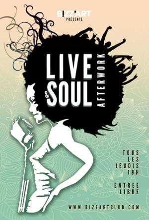 Live & Soul Afterwork feat. Soulness