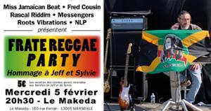 FRATÉ Reggae PARTY