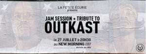 La Petite Ecurie: Tribute to Outkast!
