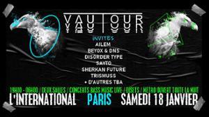 Vautour *Album Release* invites WOBO, Electronyze Me! & more