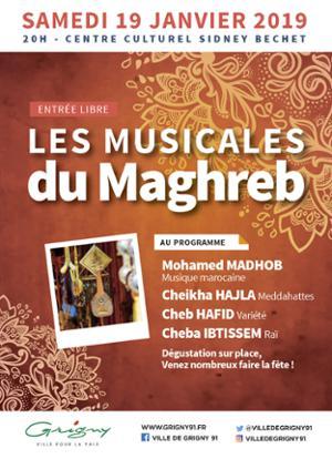 Les Musicales du Maghreb