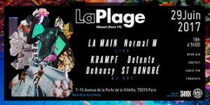 La Plage - Krampf Detente Normal M La Main Dehousy - Gratuit