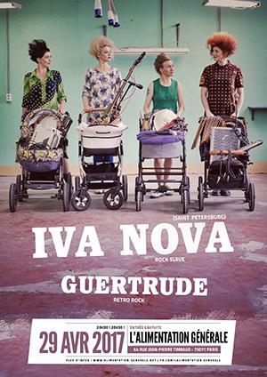 IVA NOVA (SAINT PETERSBOURG) + GUERTRUDE (1ERE PARTIE)