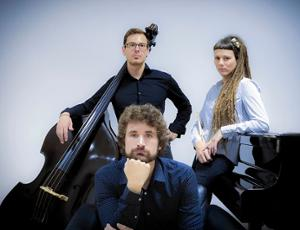 David TIXIER « Universal Citizen » Trio