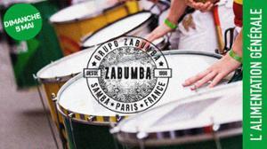 Zabumba Roda de Samba // L'Alimentation Générale