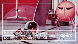 MFBJ invite CDO & Playground ! Open platines + dj sets