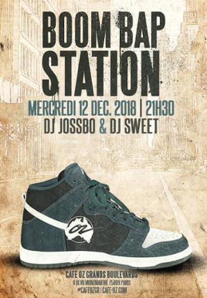 Boom Bap Station #Decembre