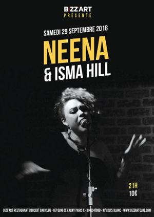 Neena & Isma Hill