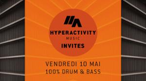 Hyperactivity Music - Invites #4 : HumaNature, Peyo & BRK